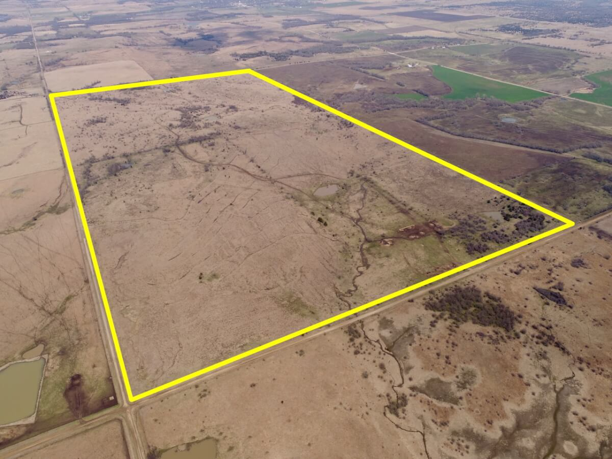 312+- Acres Elk County Land for Sale Near Moline KS