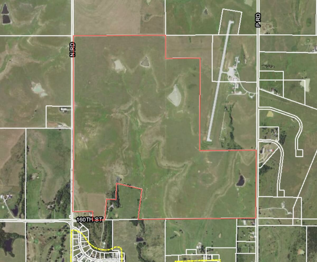 474.5+- Acres Greenwood County Kansas Land For Sale-North of Eureka