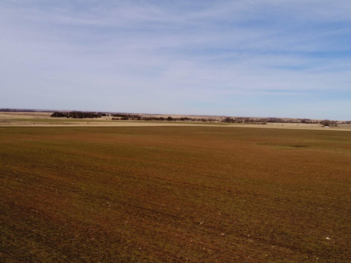 80+- Acres Greenwood County KS Land For Sale Near HWY 99