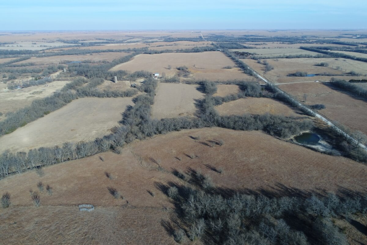 99.7 Acres Cowley County, Kansas Land For Sale