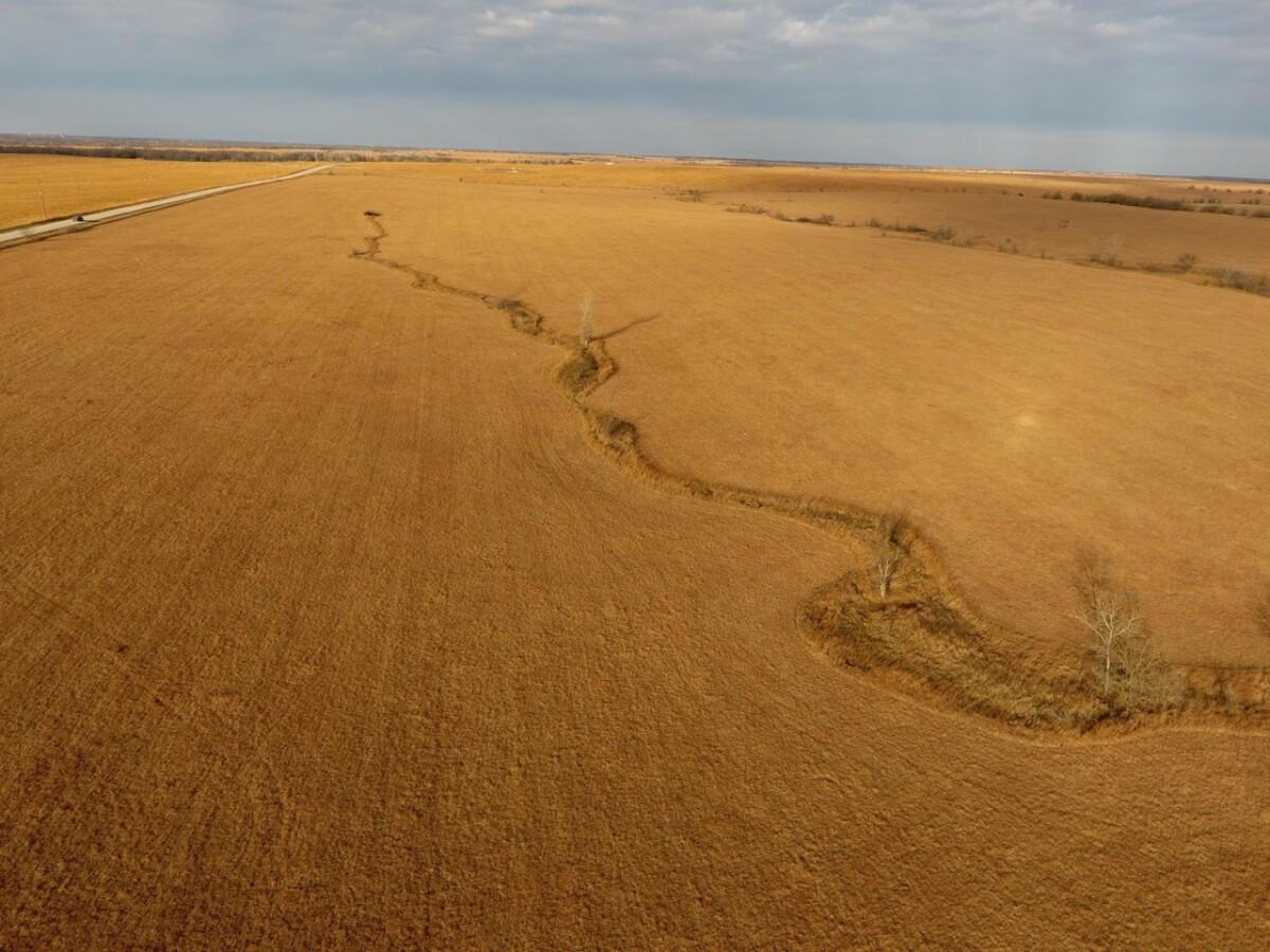 40+- Acres Butler County, Kansas Land Near Towanda For Sale