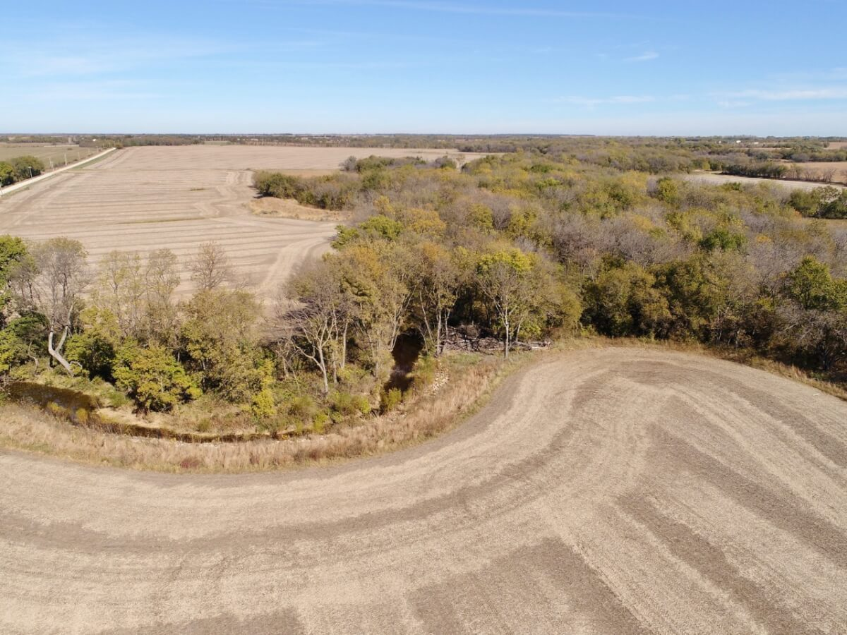 140+- Acres Butler County Kansas Land w/ Creek, Timber, Ponds, Tillable, & Pasture Near Towanda
