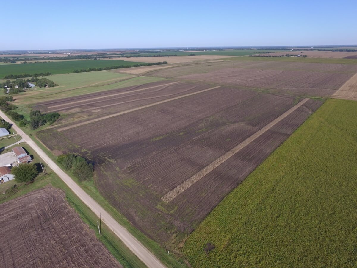 39.9+- Acres High Quality Tillable, Northwest Butler County, Ks
