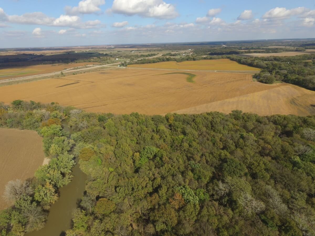 393+- Acres Selling In 3 Individual Tracts, Greenwood County Kansas