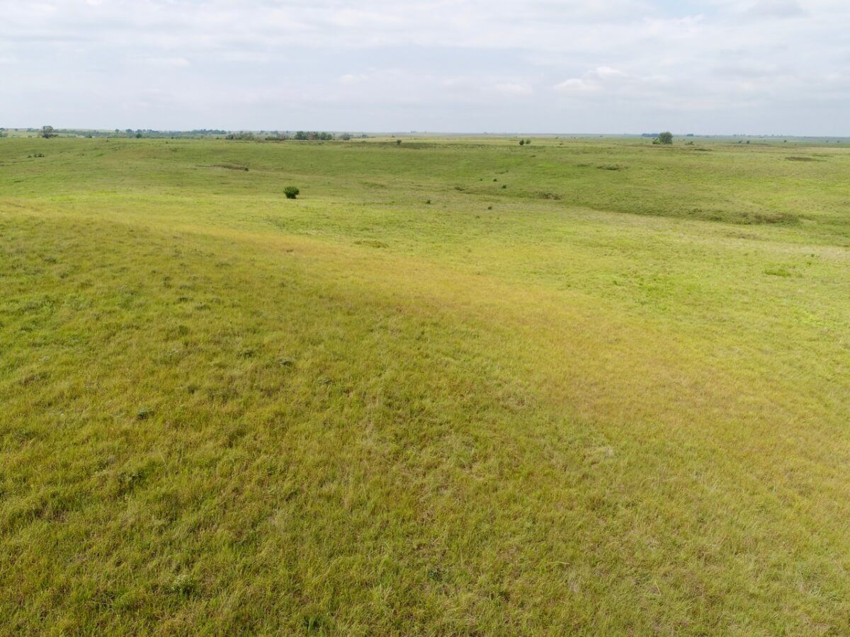 160+- Acres Greenwood County Kansas Pasture Land For Sale
