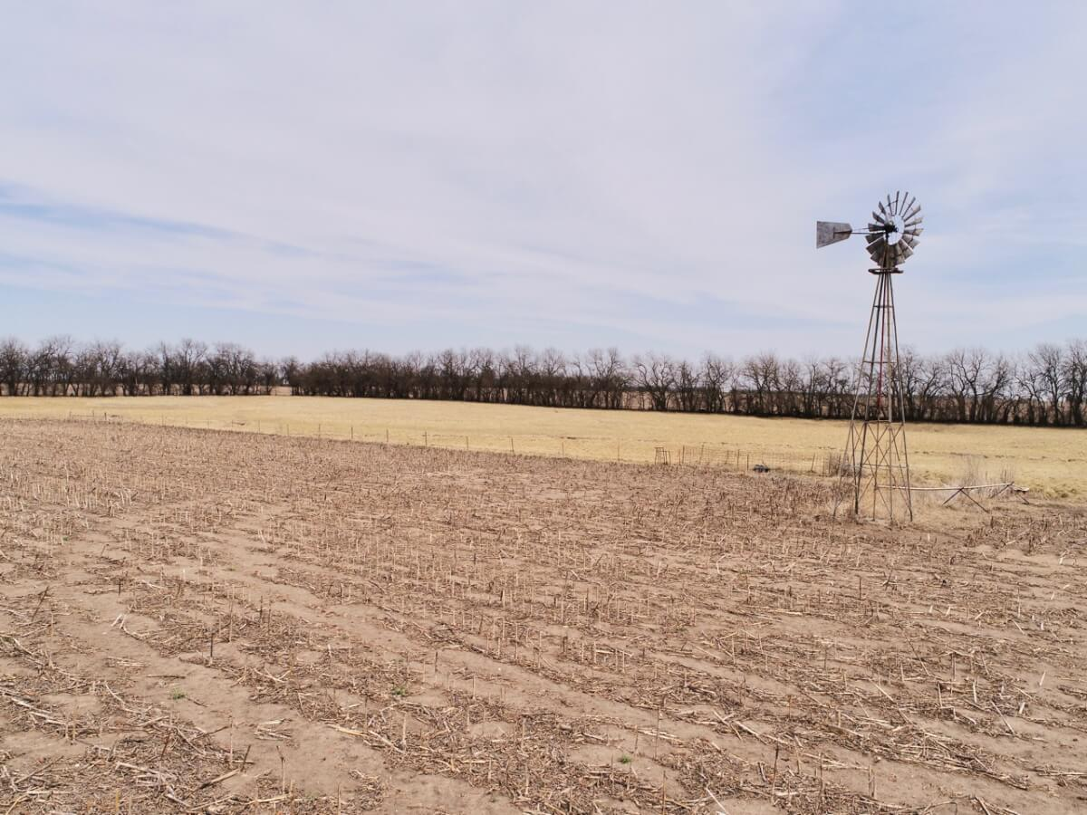 (2) 20 Acre Sedgwick County Kansas Tracts of Land For Sale