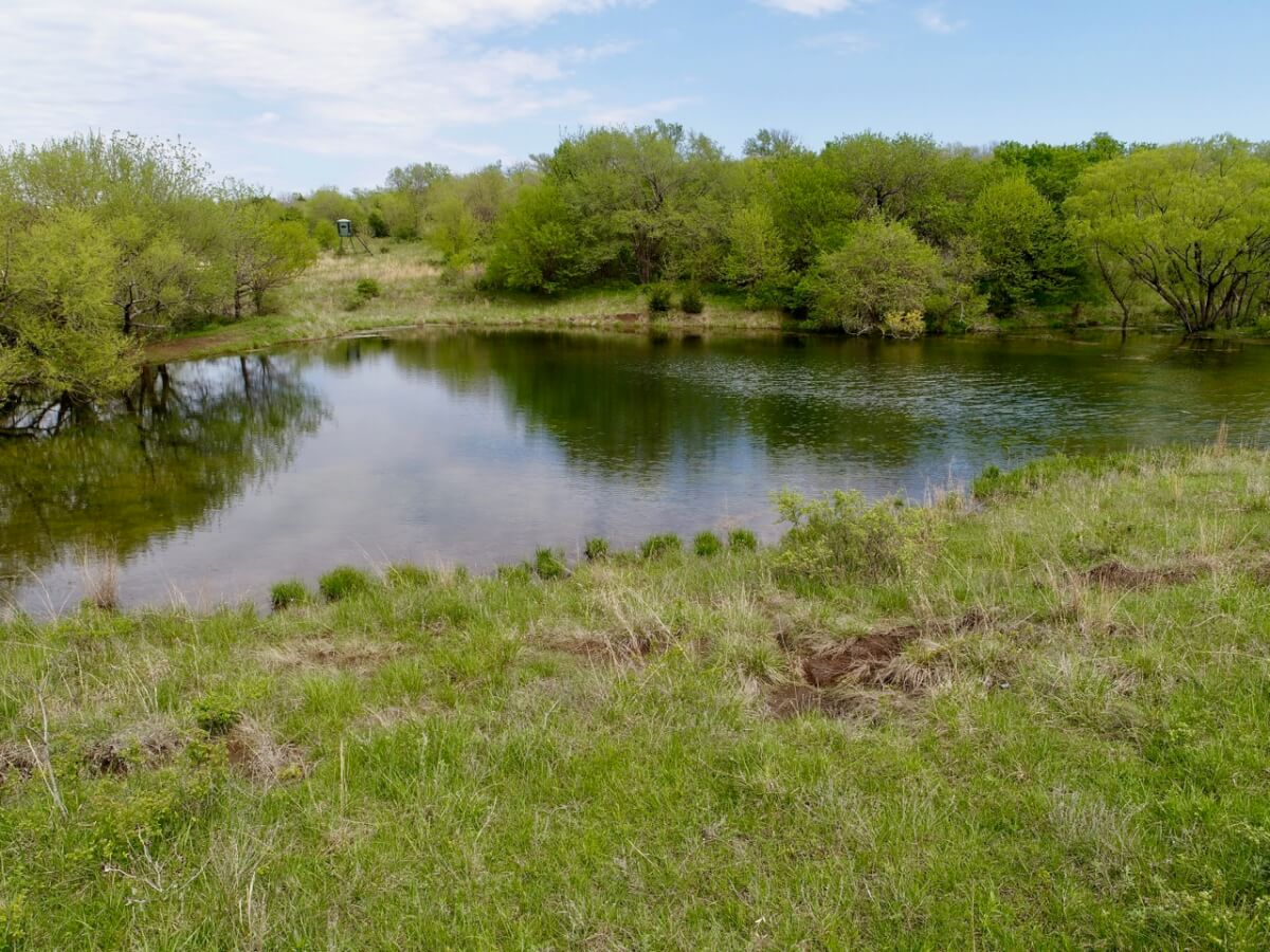 114+- Acres Greenwood County Kansas Hunting Land For Sale