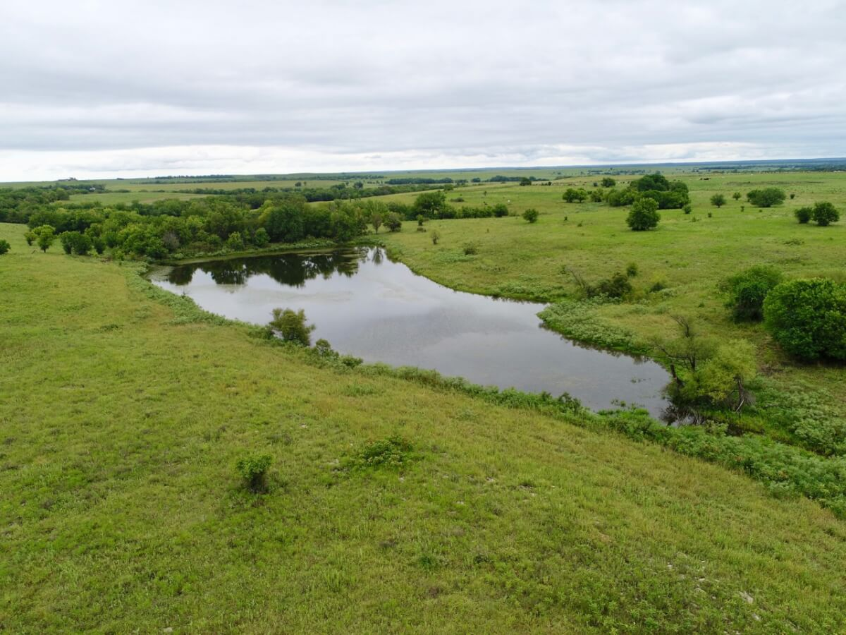 80+- Acres Greenwood County Kansas Hunting, Fishing, & Pasture Land Fall River Toronto