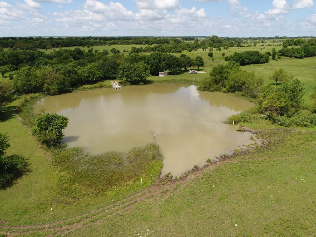 160+- Acres Elk County Kansas Pasture & Recreational Retreat