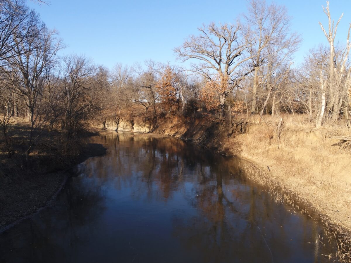 320+- Acres Greenwood County Kansas Land W/ River, Pasture, Timber, & Hills