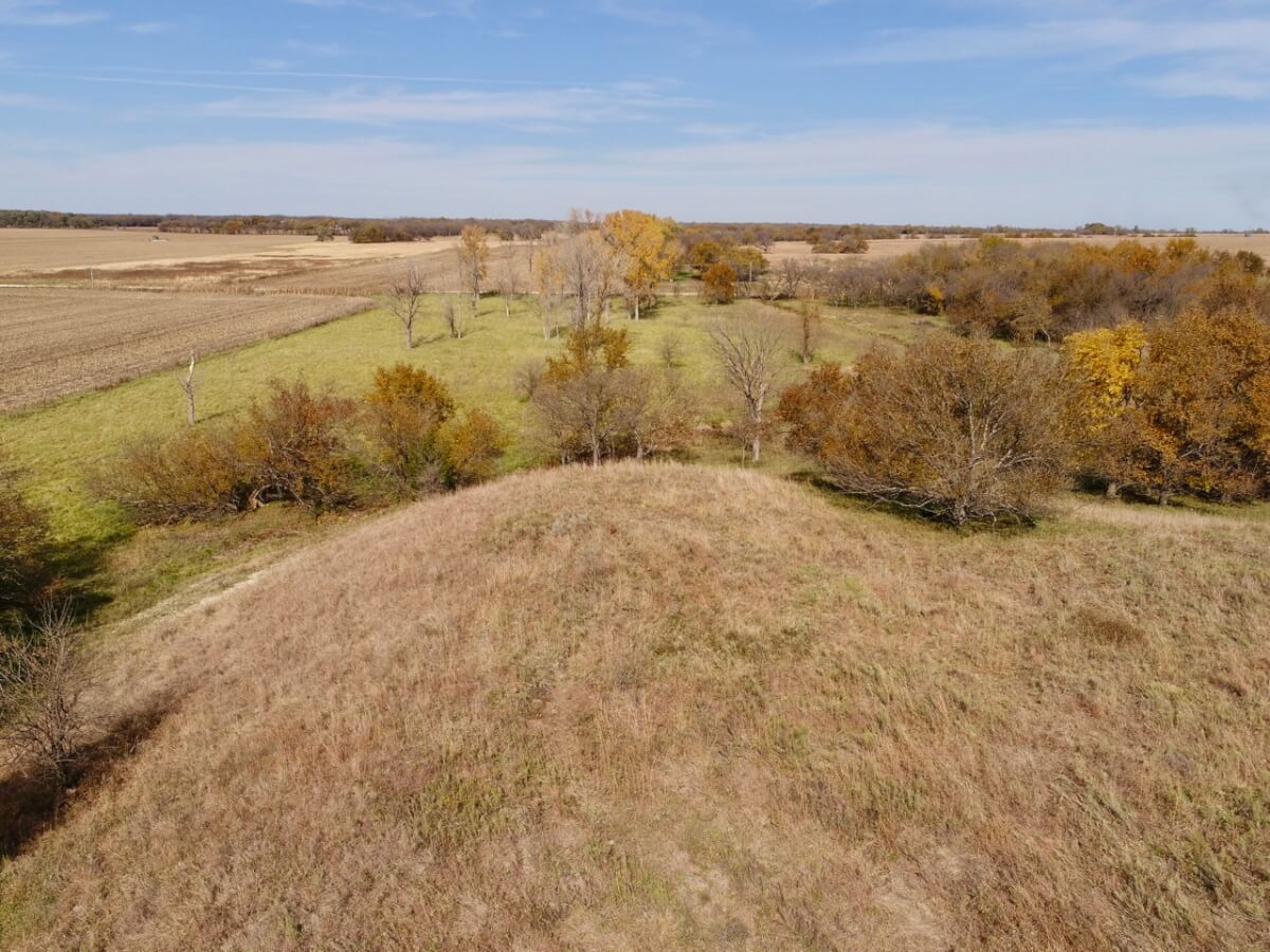 55.3 Acres North of Towanda in Butler County, Kansas For Sale-Great Building Site