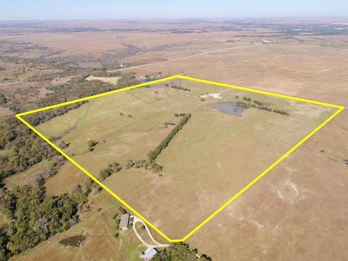 220+- Acres Greenwood County Land & Headquarters For Sale: 2 Tracts