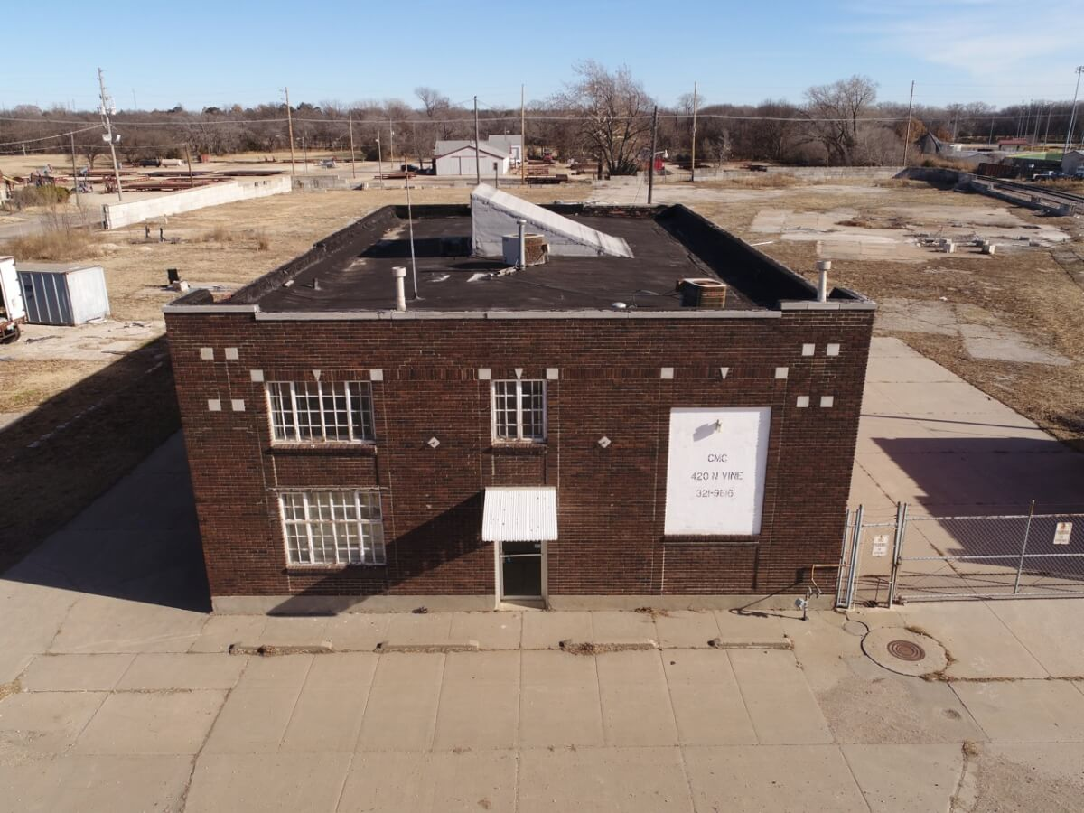 Commercial Real Estate Auction-El Dorado, Kansas