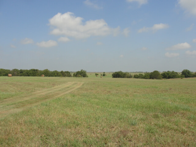 COWLEY COUNTY KANSAS LAND W/ 40 ACRE WATERSHED LAKE FOR SALE ...