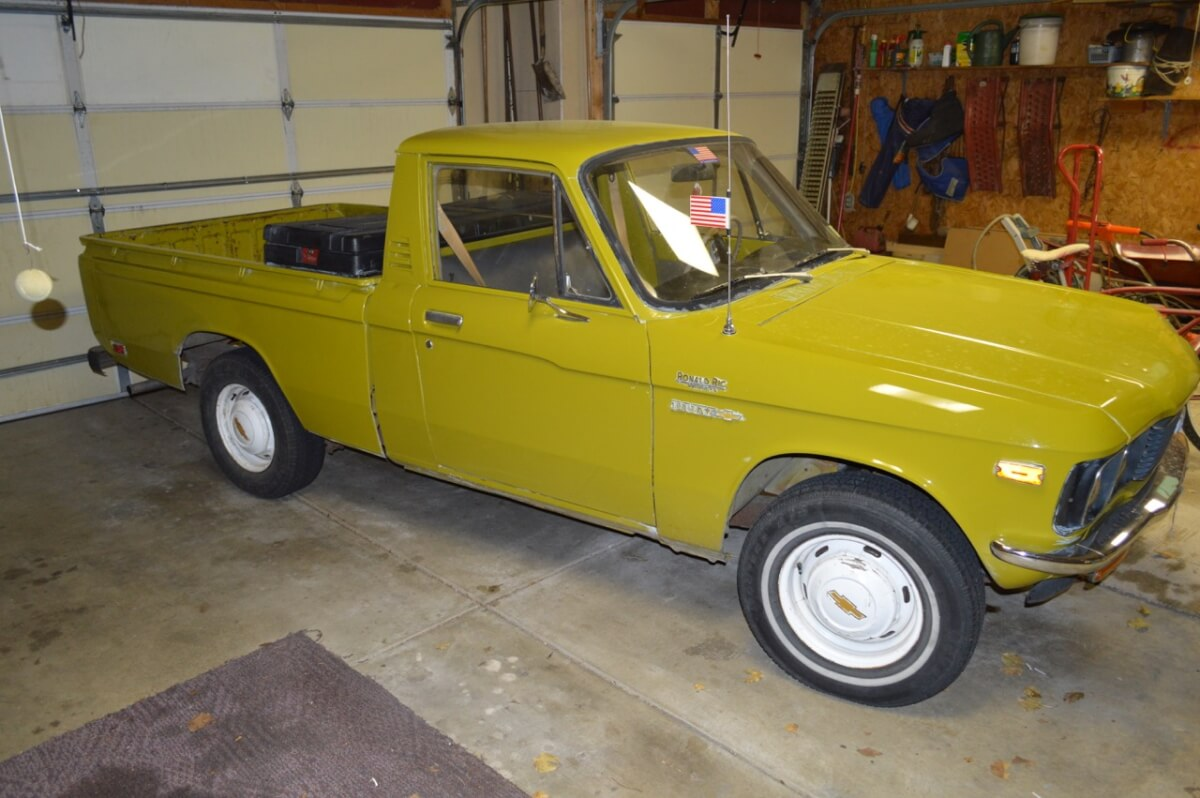 Chevy Luv Pickup, Tools, Furniture, Antiques, & Household Misc ...