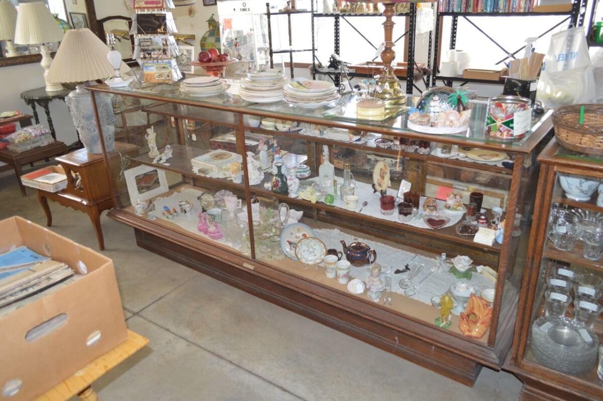Business Liquidation Auction – Haverhill Antiques in El Dorado