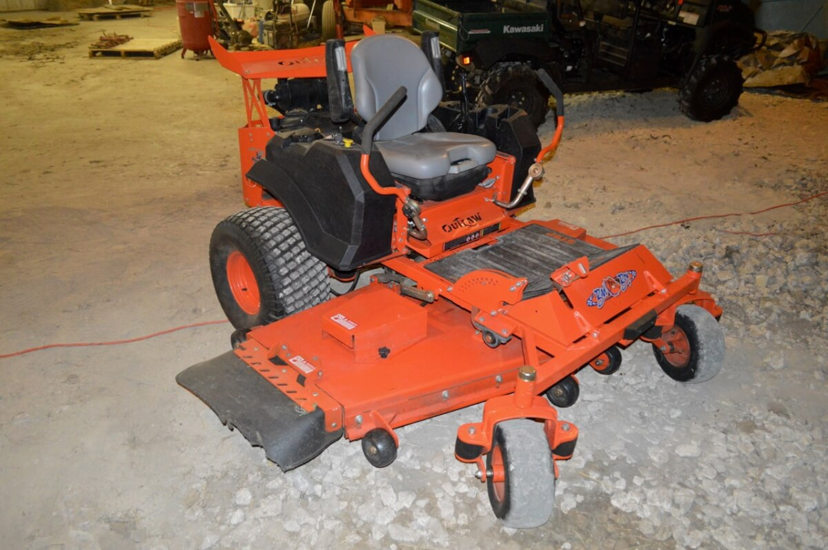Ford Fusion, Kawasaki Mule, ATVs, Tools, Equipment Auction Near Cassoday