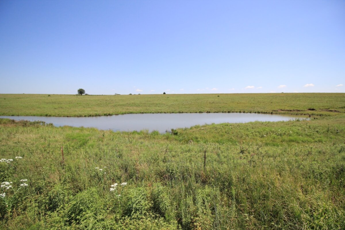 305+- Acres Cowley County Kansas Land Auction, 2 Tracts