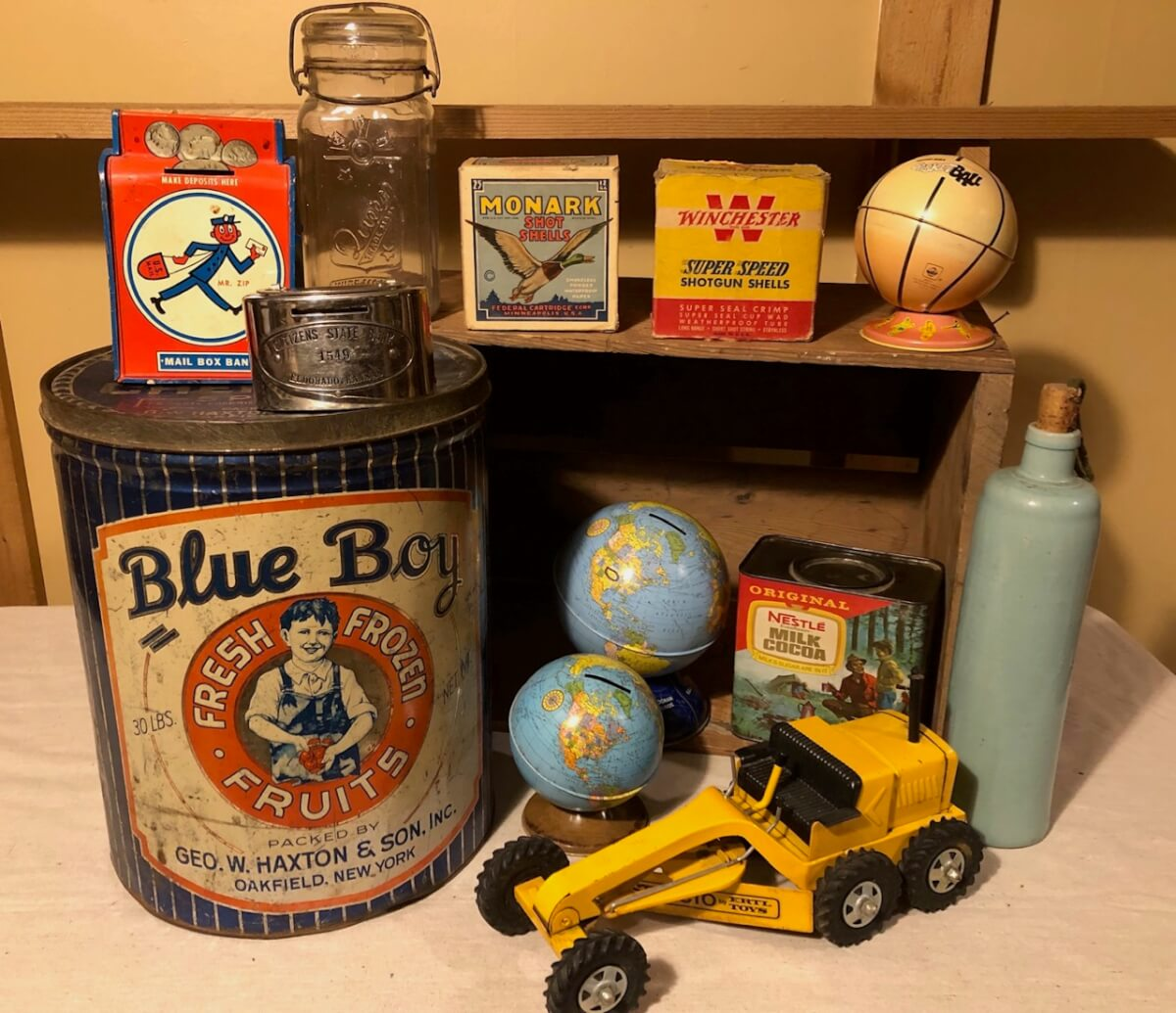 Sundgren Auction-Advertising, Western, Signs, Toys and Many Antiques & Collectibles