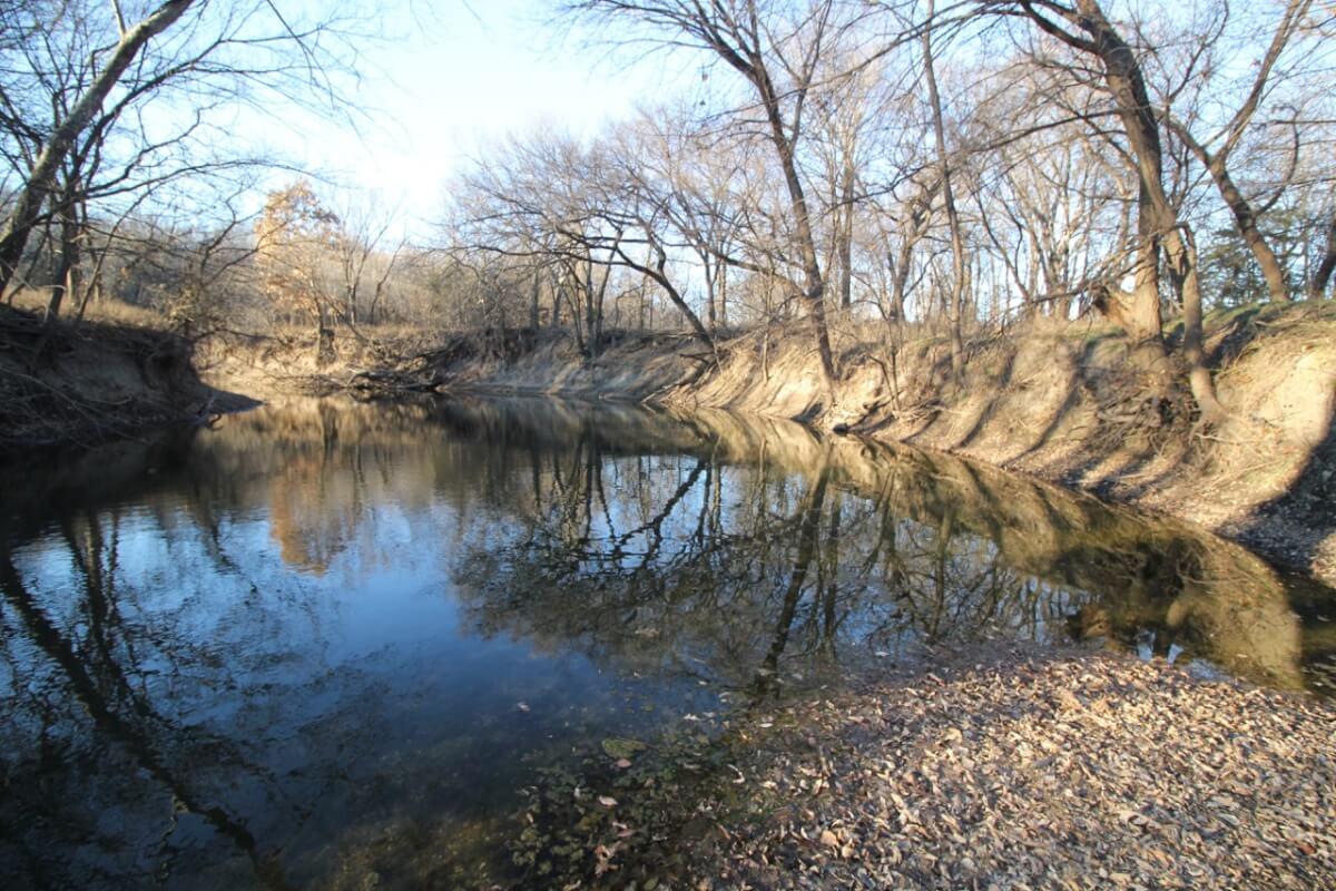 119.2 Acres Butler County Kansas Land For Sale Near Leon