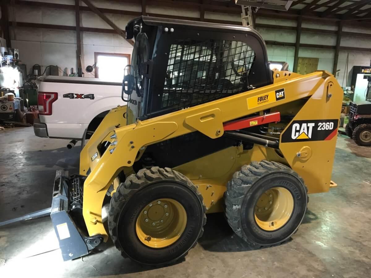 Farm Machinery & Equipment Auction Near Thayer Kansas