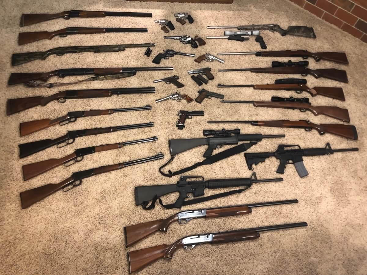AUCTION: 30+ Guns, Rifles, Shotguns, Hand Guns, Ammo & More