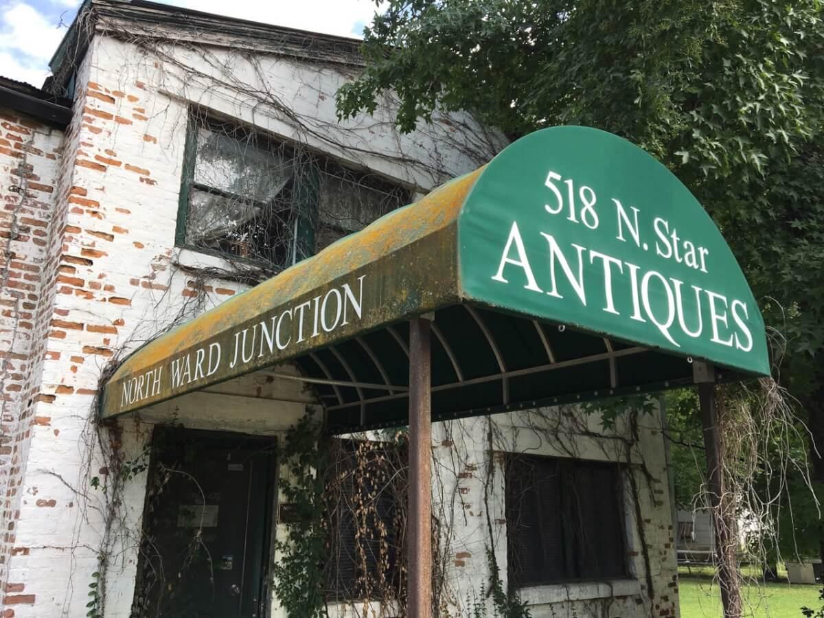 antique stores salina ks Northward Junction Antique Store El Dorado Kansas   Sundgren  antique stores salina ks