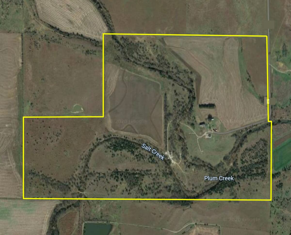 200+- Acres Greenwood County, Kansas Land For Sale