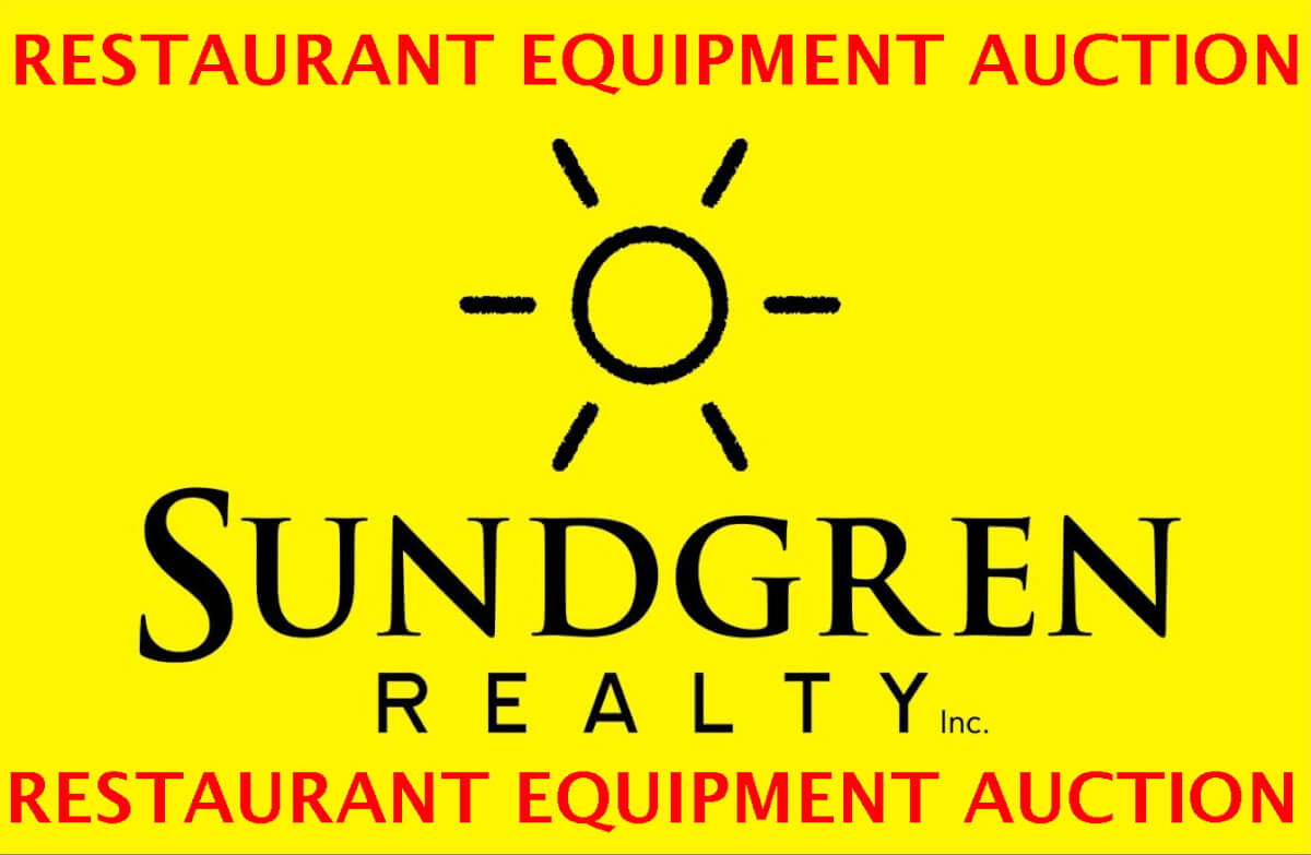 Restaurant Liquidation Auction in Augusta, Prep, Coolers, Fryers, Furniture