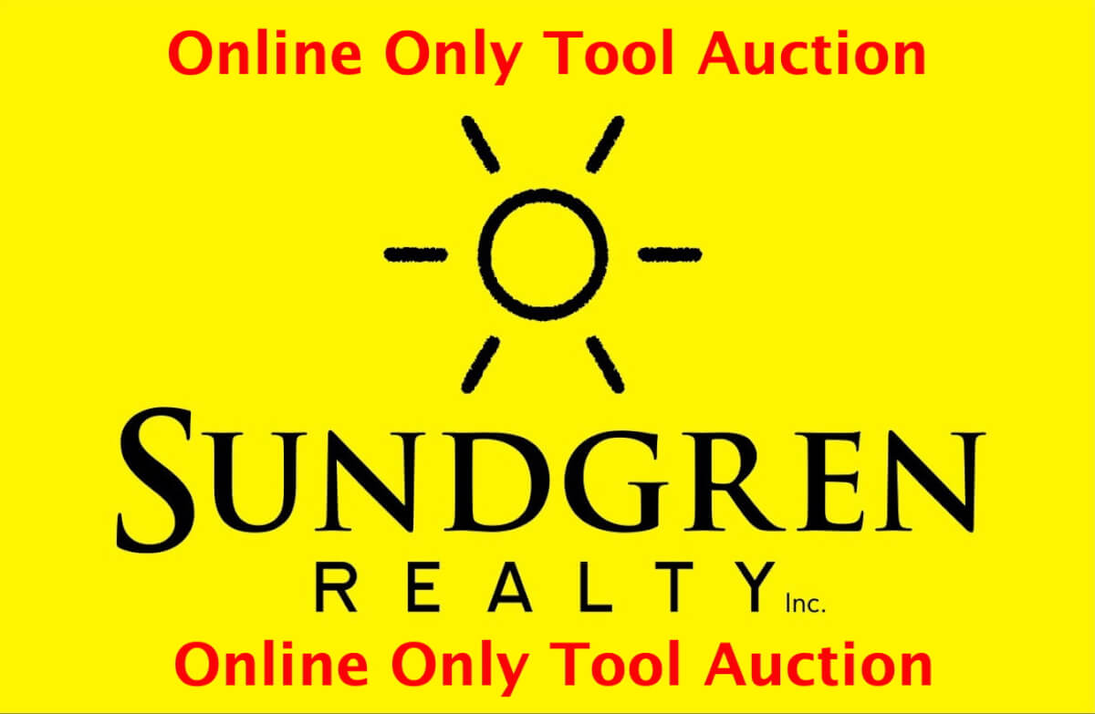 Online Only Auction: Woodworking & Auto Tools, Equipment & More